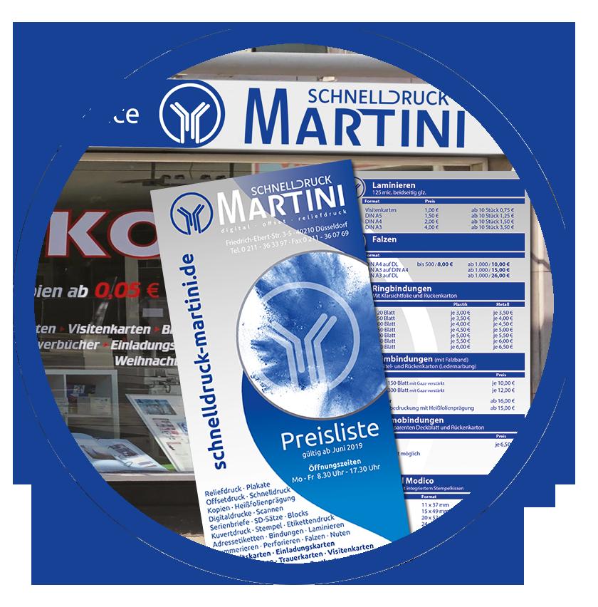 Schnelldruck Martini De Digitaldruck Offsetdruck